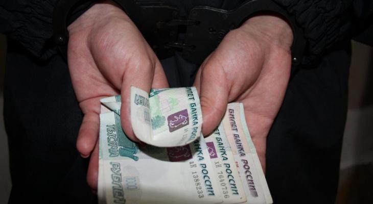 Появилась видеозапись задержания Андрея Кислова, обвиняемого во взяточничестве