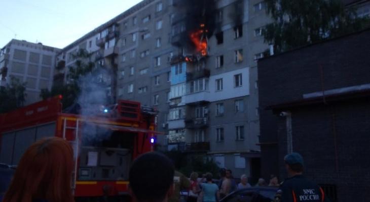 Стало известно, какую помощь получат нижегородцы, пострадавшие от взрыва дома
