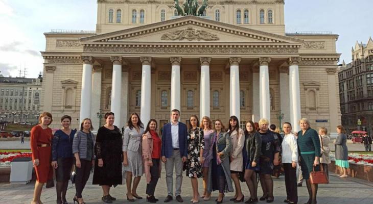 Нижегородские медицинские работники стали почетными зрителями Большого театра
