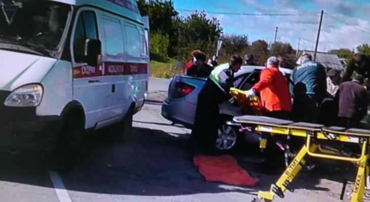24-летний мужчина впал в кому после аварии с Камазом в Сергачском районе (ФОТО)