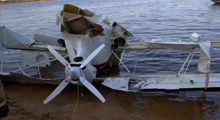 Незаконные аэродром и мастерскую обнаружили после крушения самолета в Кстовском районе