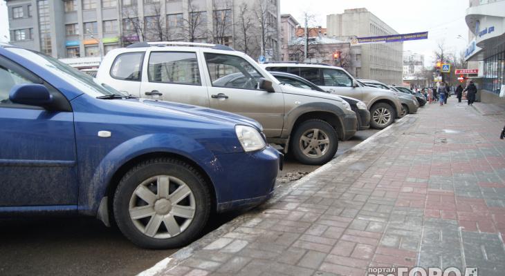 Опубликован полный перечень платных парковок, которые откроются в Нижнем Новгороде
