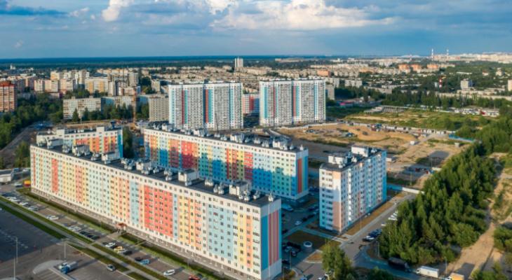 Эконом-класс и элитные новостройки: подборка типов жилья, которые интересуют нижегородцев