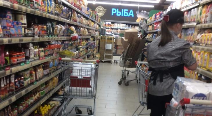Какие продукты подешевели в Нижегородской области за последнюю неделю