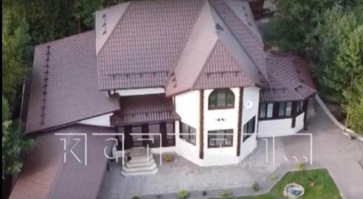 Нижегородский СК проверит информацию об особняке полицейского за 60 миллионов