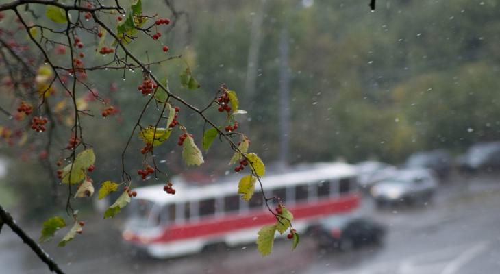 Похолодание и снег ожидаются в Нижегородской области в выходные 21 и 22 ноября