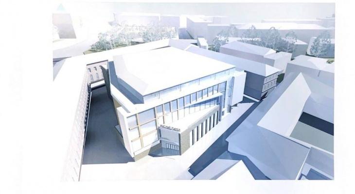 Нижегородцам показали проект торгового центра на месте Мытного рынка (ФОТО)