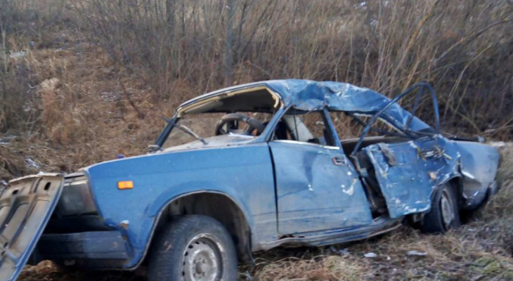 Три человека погибли в ДТП на нижегородских дорогах 21 ноября
