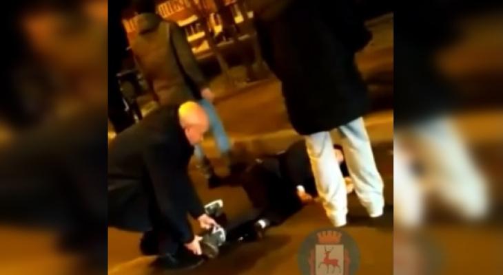 Появилось видео с места ДТП на Московском шоссе, где пострадали двое детей