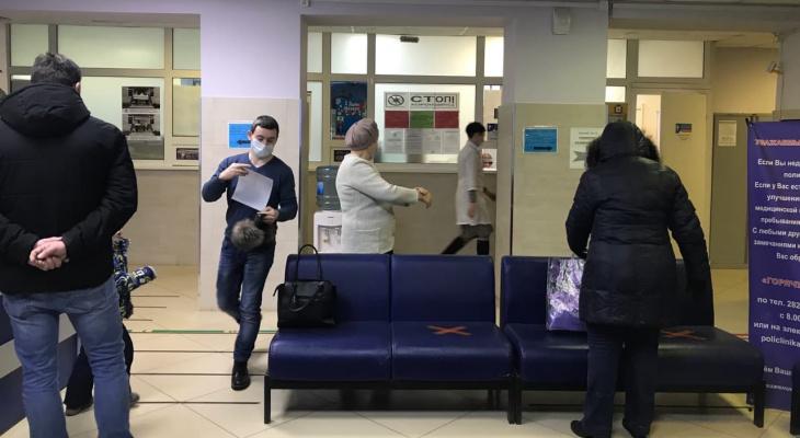 Хроники коронавируса в Нижегородской области: в топе по приросту выздоровевших