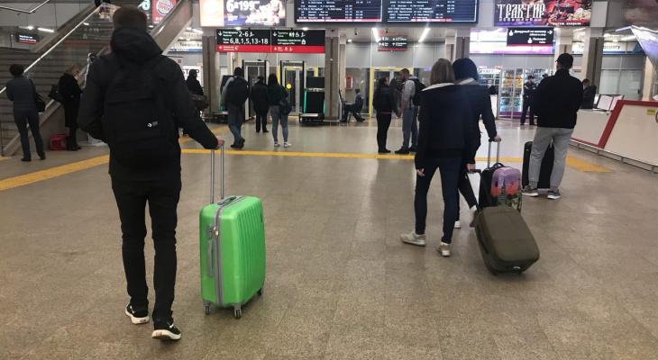 «Один дома по-нижегородски»: родители отправили четырехлетнего сына одного напоезде вМоскву
