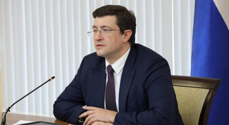 Глеб Никитин рассказал о переходе на третий этап снятия ограничений в Нижегородской области