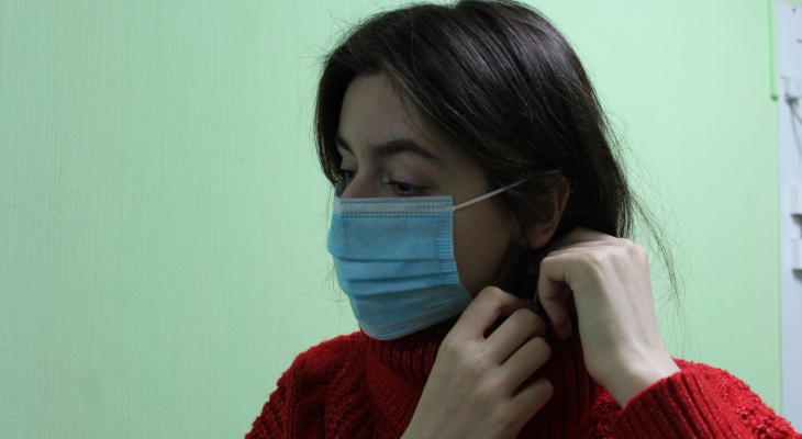 Топ-6 районов Нижегородской области, лидирующих по заболеванию COVID-19