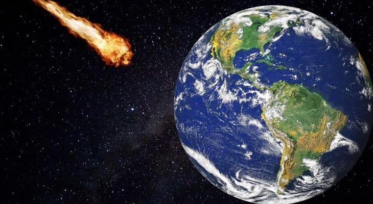 Нижегородцы смогут наблюдать опасный астероид, приближающийся к Земле