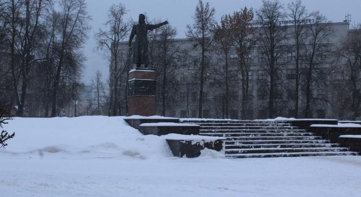 Экстренное предупреждение: метель, сильные ветер и снег накроют Нижегородскую область