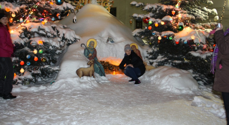 В ночь на крещение ожидается мороз до -29° по всей Нижегородской области