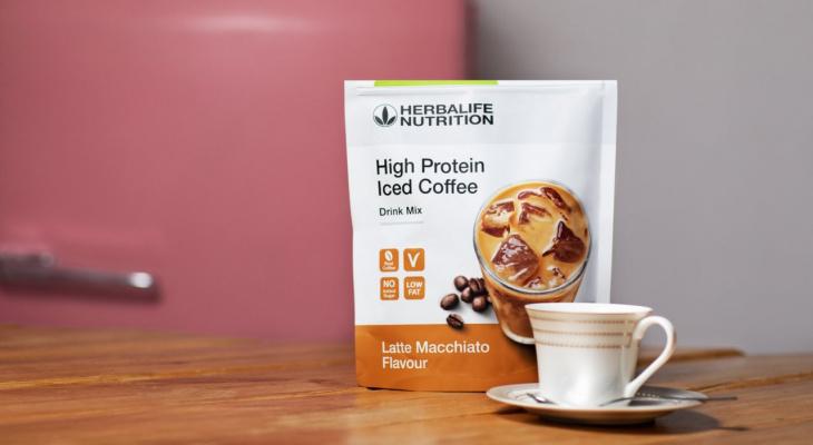 Протеиновый кофе от HerbalifeNutrition стал победителем премии «Инновационный продукт-2020»