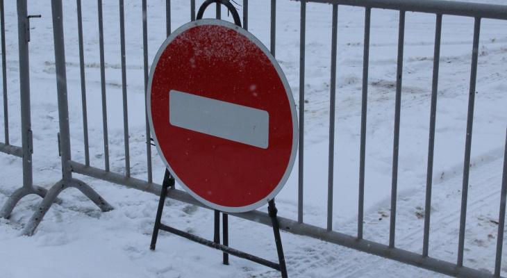 На улице Студенческой в Нижнем Новгороде с 19 февраля изменилась схема движения