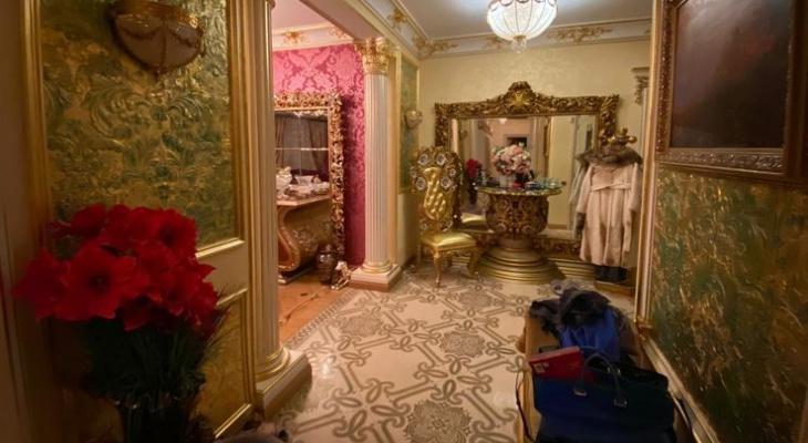 Королевскую квартиру за 40 млн рублей продают в Нижнем Новгороде