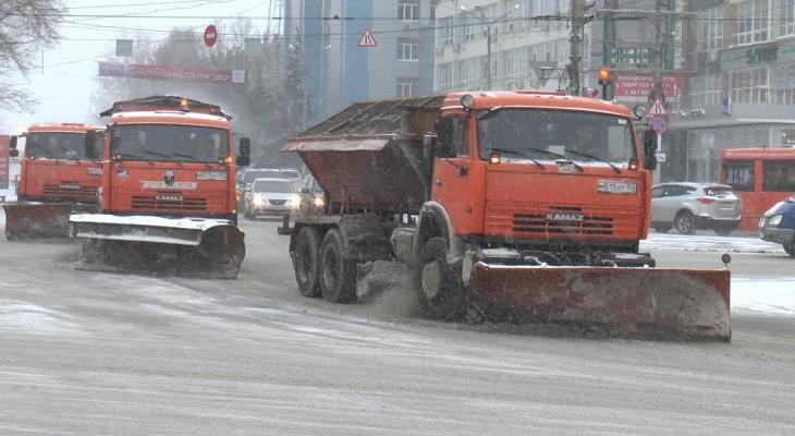 Жители Нижнего Новгорода потеряли доступ к порталу «Антиснег»