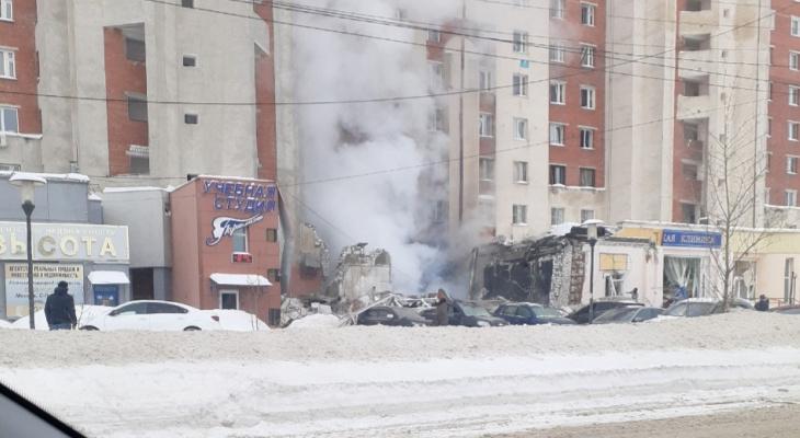 Взрыв прогремел в двенадцатиэтажном доме в Нижнем Новгороде