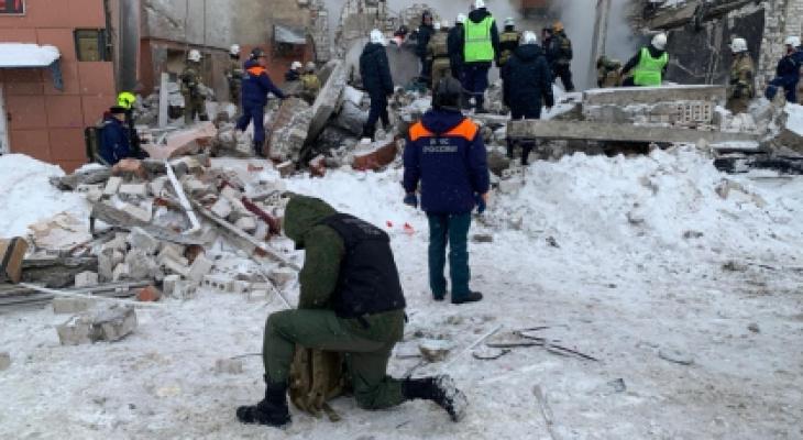 Следователи СК возбудили уголовное дело после взрыва в жилом доме на Мещерке