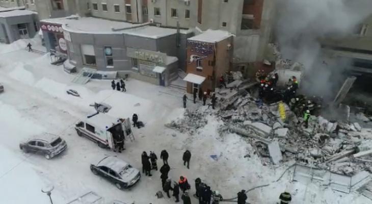 Силовики назвали предварительную причину взрыва на бульваре Мещерском