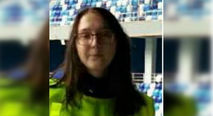 15-летняя Анна Козлова пропала без вести в Нижнем Новгороде