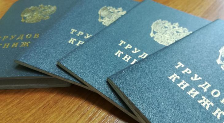 Новые трудовые книжки планируют ввести в России с 1 января 2023 года