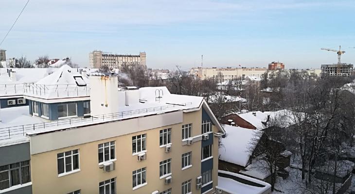 Снежная погода ждет жителей Нижегородской области в выходные 6-8 марта