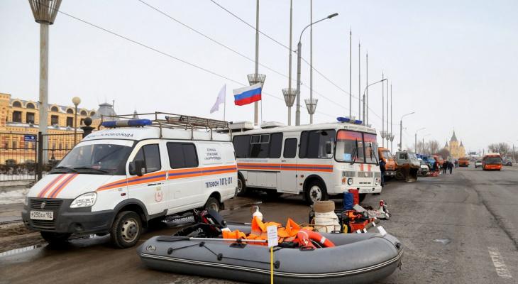 Власти вновь объявили о режиме повышенной готовности в Нижнем Новгороде