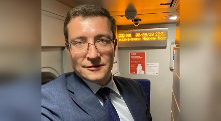 Глеб Никитин утверждает о преждевременности снятия масочного режима