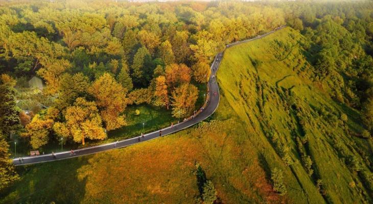 Две 40-метровые скамейки появятся в парке «Швейцария» в Нижнем Новгороде