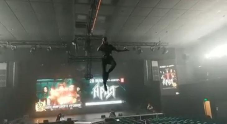 Фанаты группы «Ария» прорвались на репетицию нового грандиозного шоу