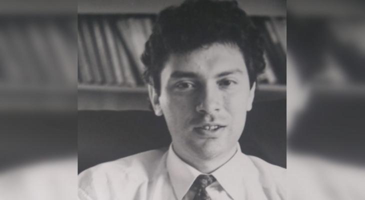 Бывший мэр Нижнего Новгорода Лебедев рассказал о пистолете Бориса Немцова