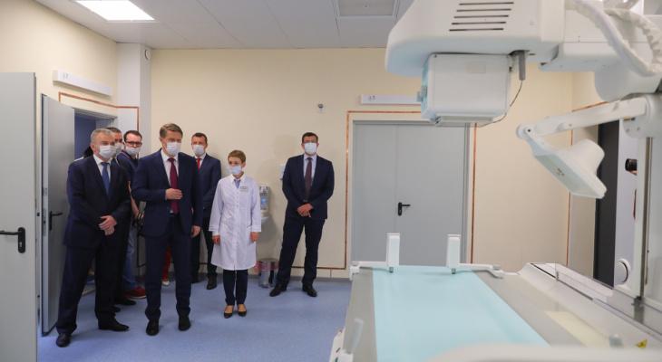 Подрядчик COVID-госпиталя заявил о долгах в 100 млн рублей за выполненные работы