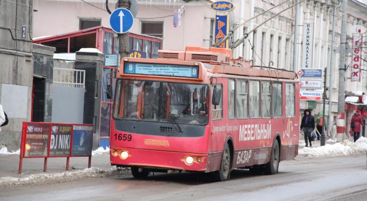 Как изменится маршрут общественного транспорта после перекрытия улиц Минина и Варварской