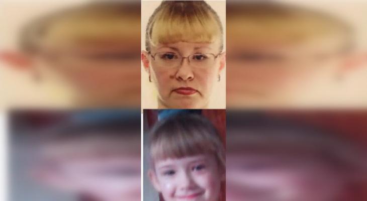 Женщина с семилетним ребенком пропали в Нижнем Новгороде