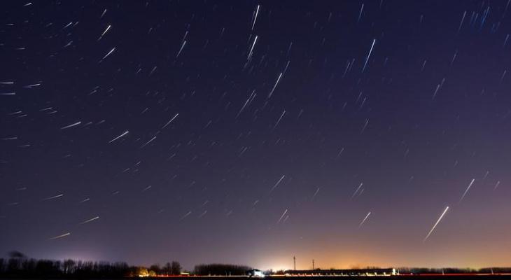 Стало известно, когда нижегородцы увидят первый весенний звездопад