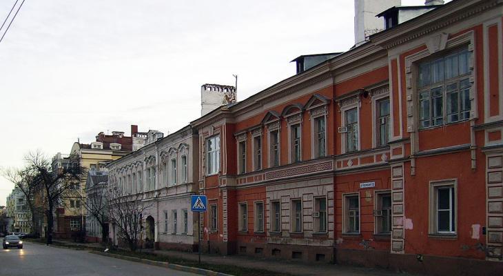 В Нижем Новгороде дважды за весну перекроют Сергиевскую улицу