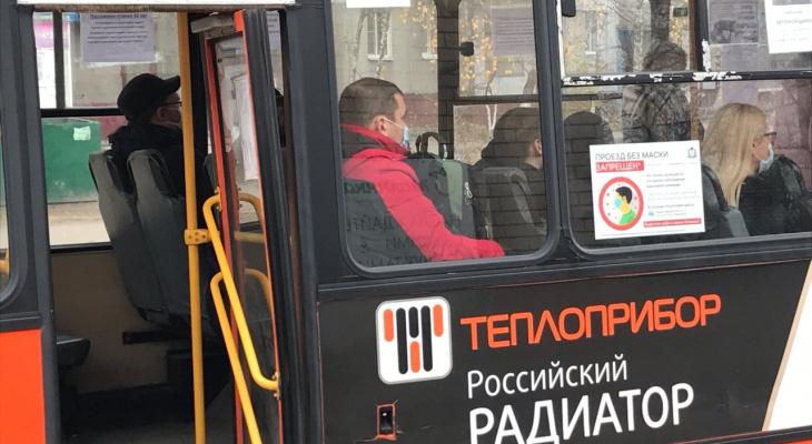 Опубликована схема движения по улице Чаадаева в Нижнем Новгороде с 9 апреля