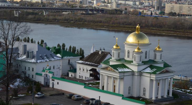 Теплая майская погода придет в Нижегородскую область на следующей неделе