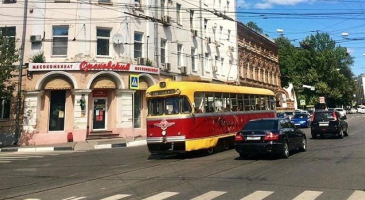 Администрация отменила закупку 11 ретро-трамваев для Нижнего Новгорода за 945 млн рублей