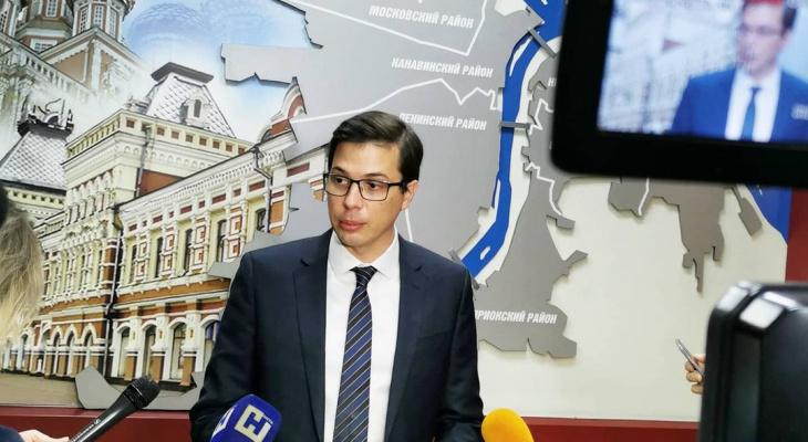 Глава города Юрий Шалабаев опроверг информацию о блокировке аккаунтов в соцсетях