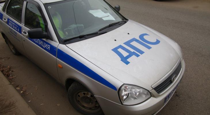Нижегородец погиб, протаранив припаркованный Камаз