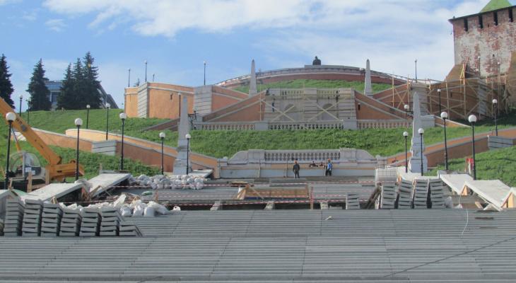 В Нижнем Новгороде разработали семь схем ограничения движения при благоустройстве