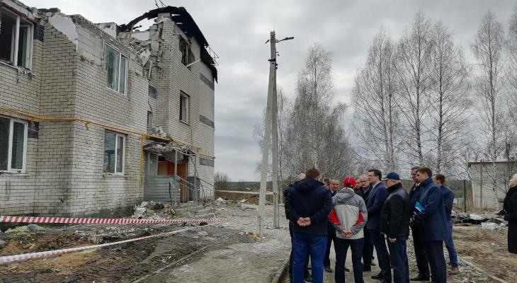 Названа предположительная причина взрыва дома в Маргуше, под завалами которого погиб ребёнок