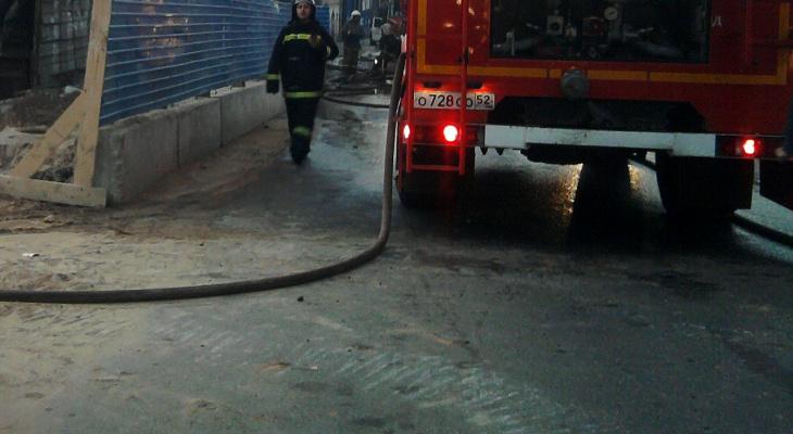 В МЧС сообщили о возгорании еще шести домов в Нижегородской области