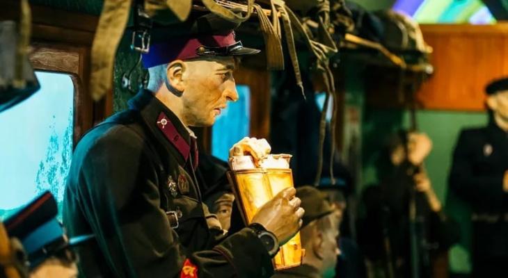 Передвижная выставка «Поезд Победы» 22 и23апреля пройдет вНижнем Новгороде