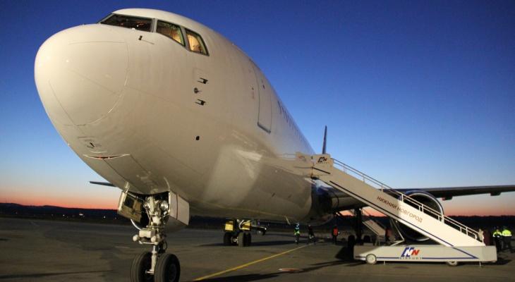 Аэропорт Стригино в Нижнем Новгороде возобновляет авиасообщение с Норильском и Белгородом